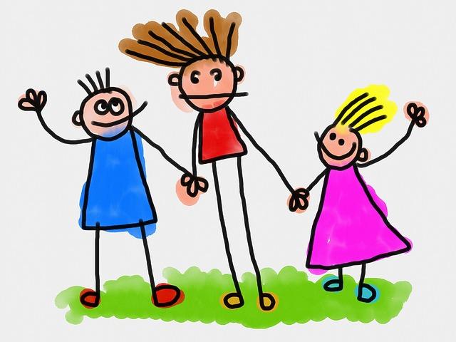 Engagement fuer Kinder der Region